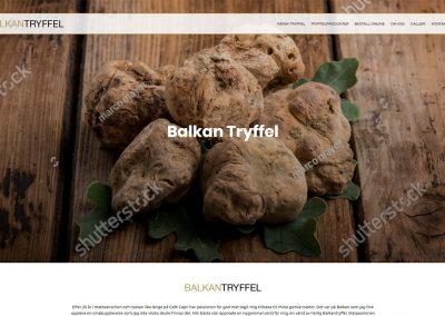 Balkan Tryffel