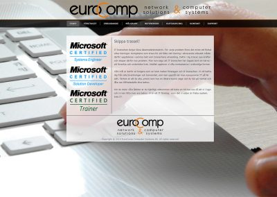 EuroComp Computer Systems AB