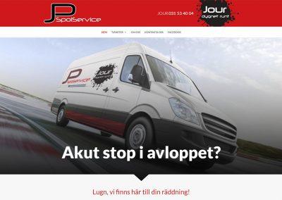 JP Spolservice AB