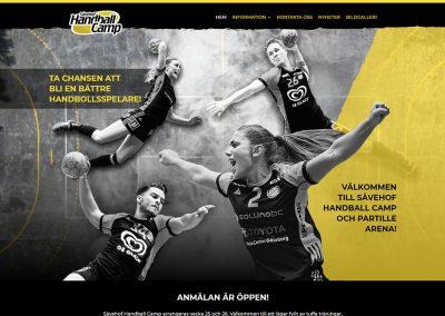 Sävehof Handball Camp