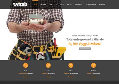 Witab Wexiö Installationstjänst AB